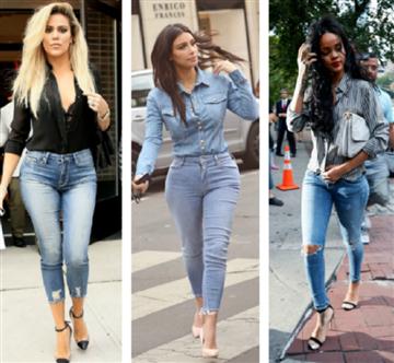 ¿Cuál es el estilo de jeans más popular para las mujeres en el mundo?