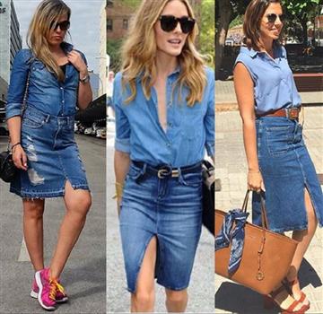 Esta nueva tendencia de faldas se impone ante las sexys minifaldas