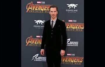 """Benedict Cumberbatch de Los Vengadores: """"el papel del Doctor Strange es genial"""""""