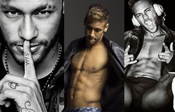 Mundial Rusia 2018: conoce el lado sexy de Neymar Jr. ¡Te hará olvidar todo su drama!