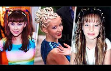 Estos son los 8 peinados que te hiciste en los años 2000 y ahora te arrepientes