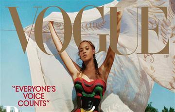 Beyoncé revela increíbles fotos para Vogue: la moda al estilo Queen B