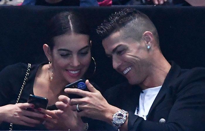 ¿Cristiano Ronaldo pidió matrimonio a Georgina Rodríguez?