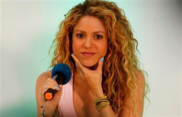 Shakira en problemas en España