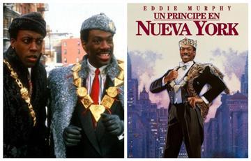 """Eddie Murphy confirma la segunda parte de """"Un Príncipe en Nueva York"""""""
