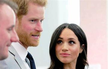 El príncipe Harry le pregunta a Meghan Markle si el hijo que espera es de él