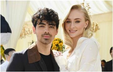 Joe Jonas y Sophie Turner se casaron después de los Billboards Music Awards 2019