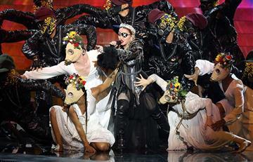 Fechas y países de la gira de Madonna
