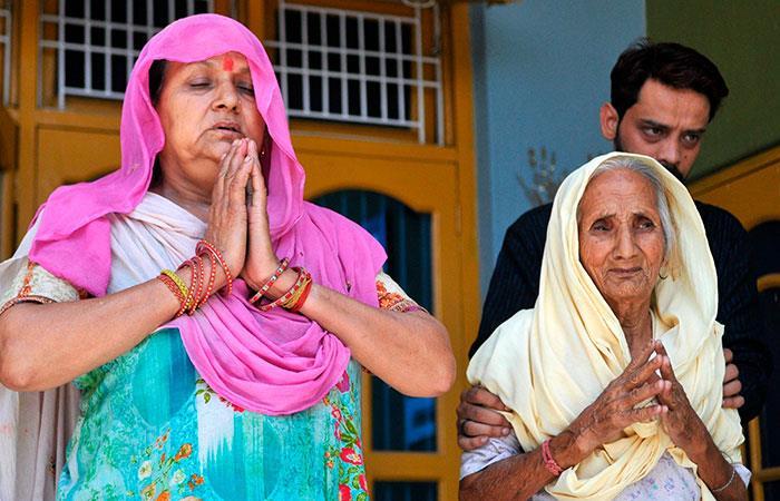 India: Cadena perpetua a Violadores y asesinos de niña