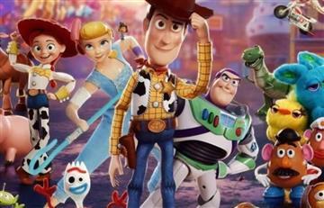 """""""Toy Story 4"""" es la película animada más vista del 2019"""