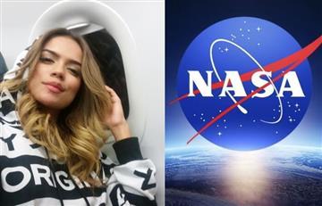 Karol G fue 'trolleada' por la NASA al decir que llegaría a la Luna por Anuel AA