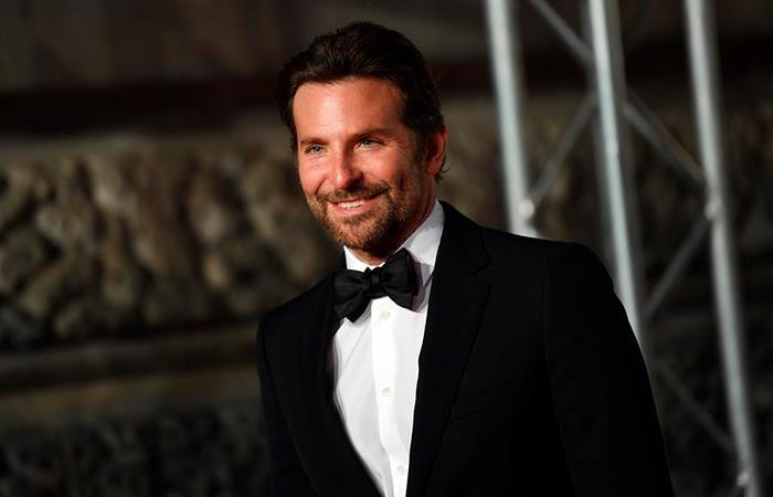 Bradley Cooper cumplió 45 años de edad. Foto: EFE