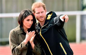 ¿Príncipe Enrique y Meghan Markle en Netflix?