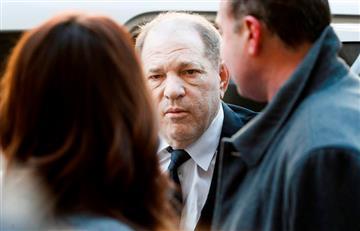 Comenzó juicio a Harvey Weinstein por abusos sexuales