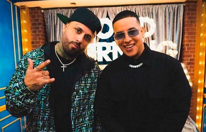 Daddy Yankee y Nicky Jam promocionan