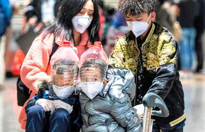 La neumonía de Wuhan ya ha provocado más muertes que el SARS (EFE).