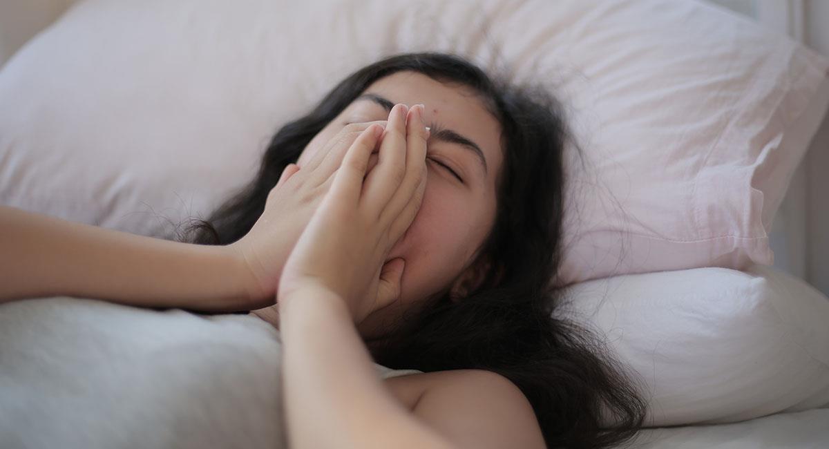 Las personas más inteligentes duermen más tarde. Foto: Pexels