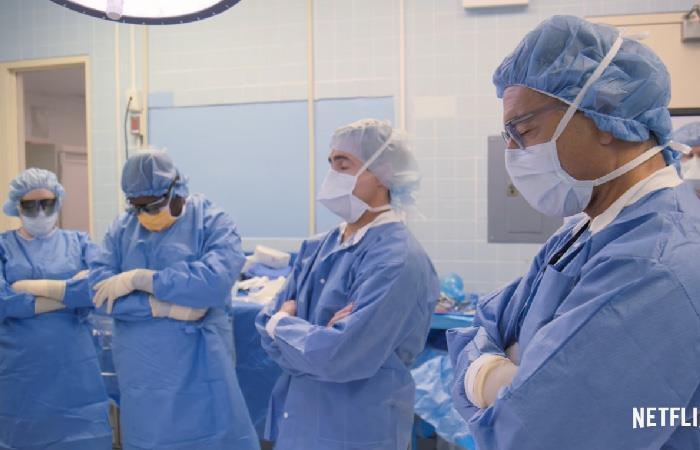 Netflix lanza Lenox Hill: Grey's Anatomy de la vida real. Foto: Youtube