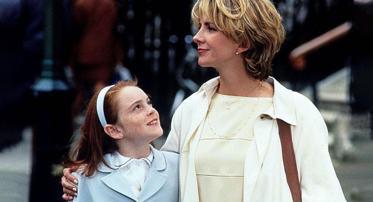 Teoría afirma que Lindsay Lohan habría tenido una hermana gemela. Foto: Instagram @lindsaylohan