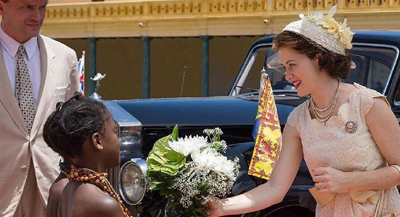 Lady Di regresa en la cuarta temporada de The Crown. Foto: Instagram