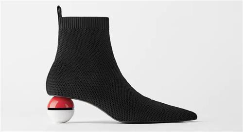 Zara lanza línea de calzado ideal para todas las maestras Pokemón