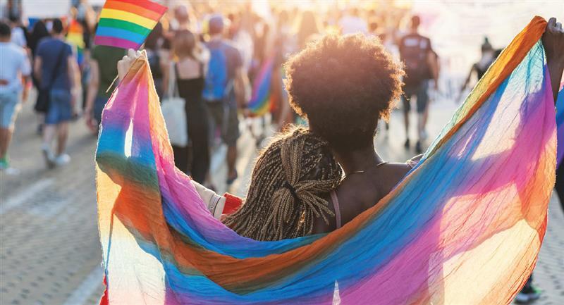 Mes del Orgullo: Diversas formas de expresar el orgullo Pride. Foto: Kantar