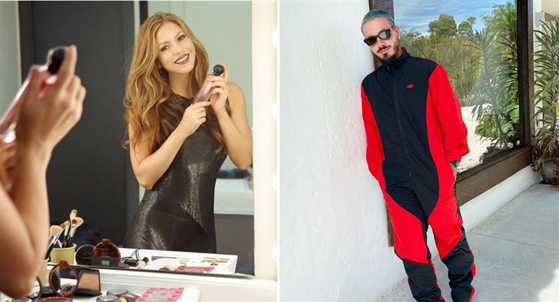 ¿J Balvin de burló realmente de Shakira?. Foto: Instagram