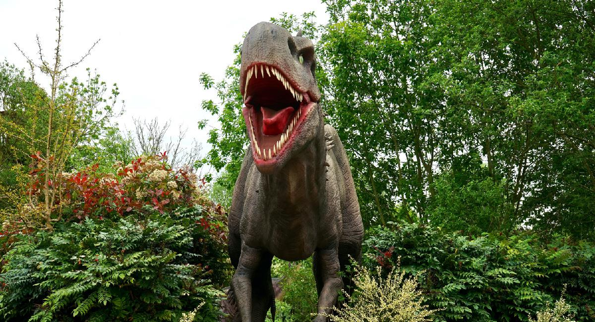 "Cómo activar los dinosaurios 3D de ""Jurassic World"" en tu celular"