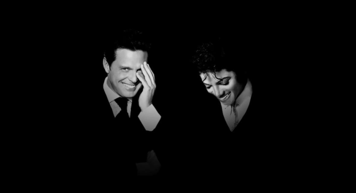 Insólita colaboración entre Luis Miguel y Michael Jackson hace estallar internet