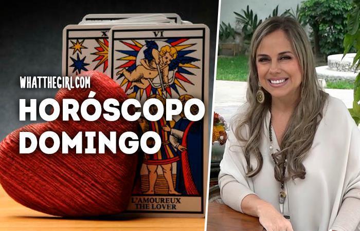 Horóscopo gratuito de Josie Diez Canseco para el domingo 12 de abril. Foto: Interlatin