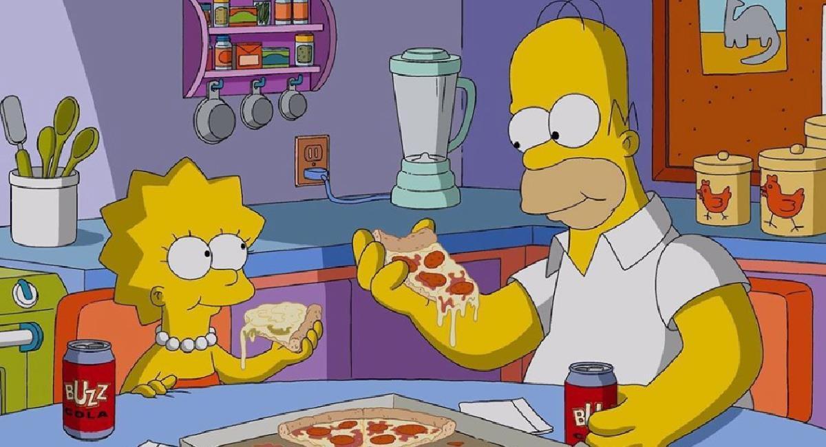 Descubren cuarto secreto de Los Simpson y así es como luce