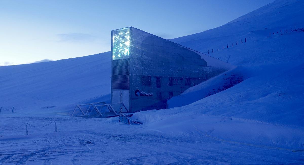 La bóveda del fin del mundo: El almacén de semillas que nos salvará del apocalipsis