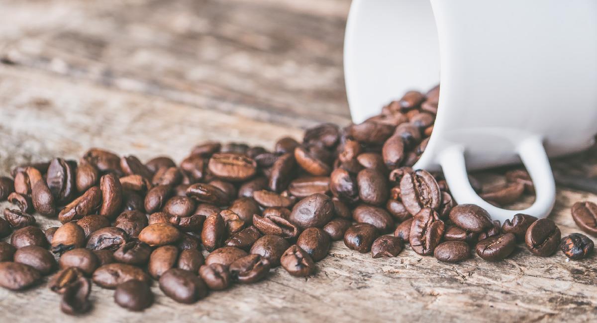 Mascarillas de café para aclarar el tono de tu piel. Foto: Pexels