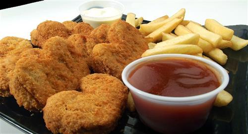 KFC estaría trabajando para hacer sus nuggets con tecnología de bioimpresión 3D