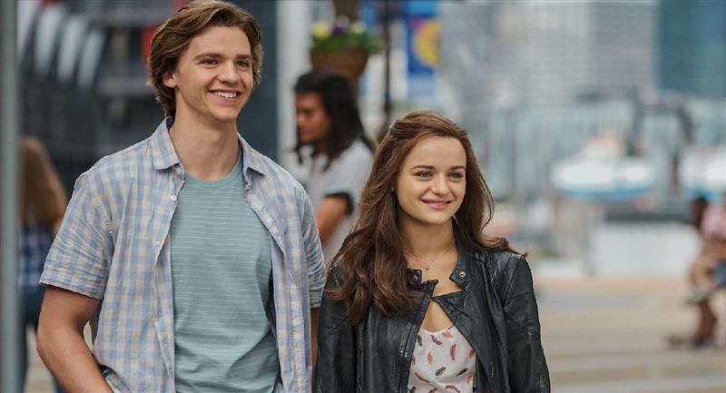 """Filtran escenas eliminadas de """"El Stand de los besos 2"""". Foto: Netflix"""