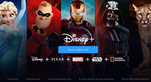 Disney+ confirma su llegada a Latinoamérica en noviembre