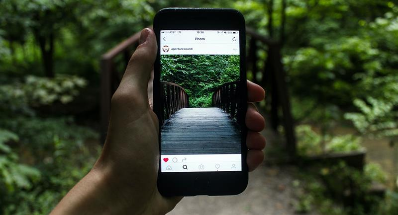 Instagram Reels llega para competir con Tik Tok. Foto: Pexels
