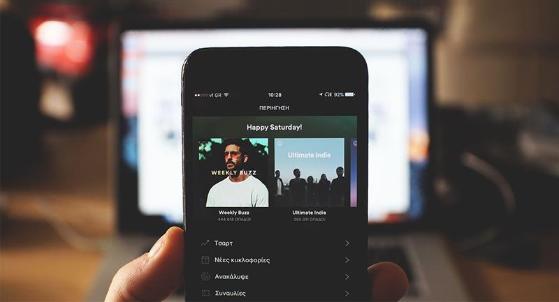 Spotify ya permite crear sesiones grupales de música. Foto: Pexels