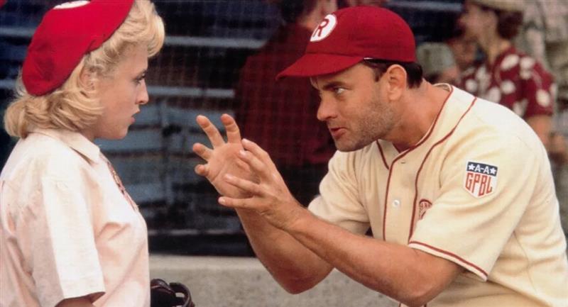 """A League of their own"": La nueva serie de Amazon Prime. Foto: Columbia Pictures"