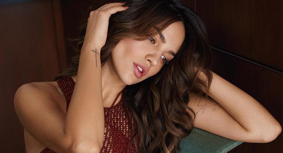Eiza González defiende de Belinda por comparaciones machistas
