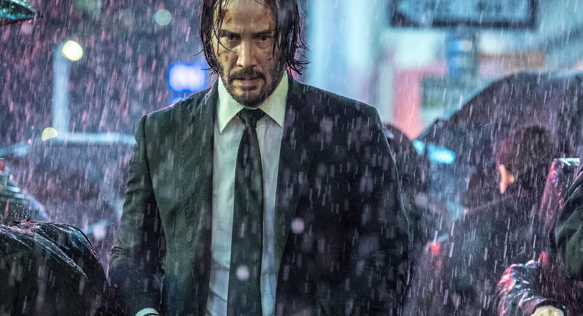 Lionsgate confirmó que John Wick 4 y 5 se grabaran en simultaneo