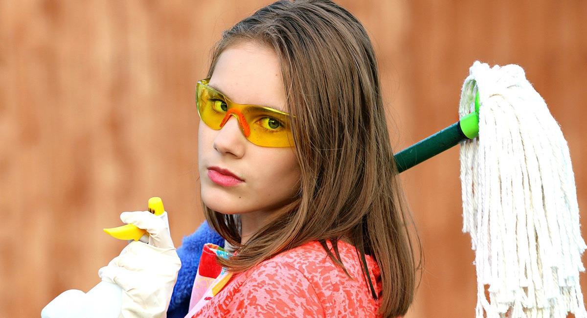 6 errores comunes de limpieza que dejan tu hogar más sucio