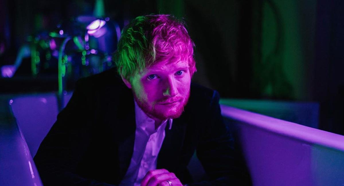 Ed Sheeran se convertirá en padre próximamente. Foto: Instagram @teddysphotos