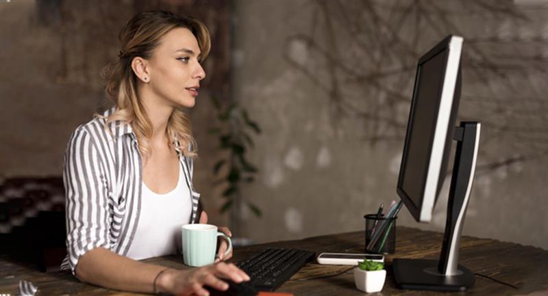 5 recomendaciones para lucir fabulosa en Home Office. Foto: Ceresco