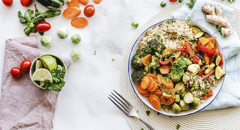6 recomendaciones para lograr una dieta saludable y económica. Foto: Pexels