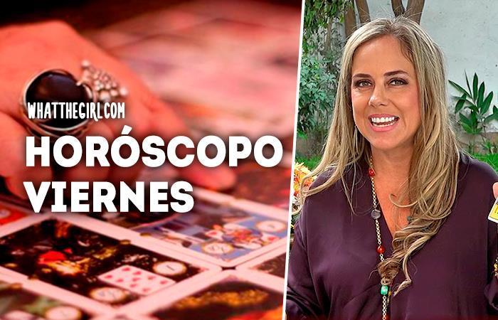 Horóscopo de Josie Diez Canseco para el viernes 13 de agosto. Foto: Interlatin