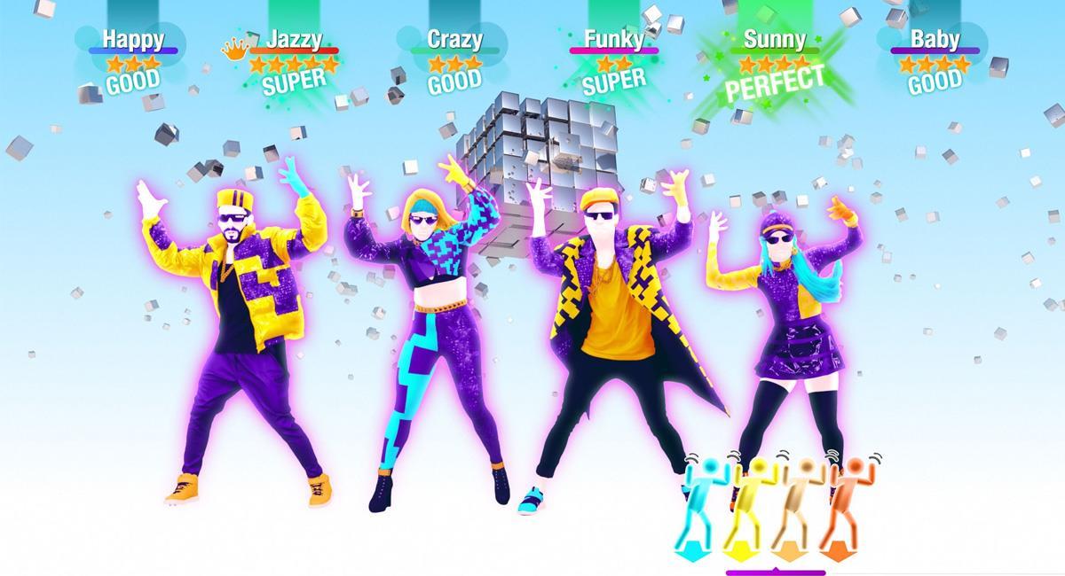 """""""Just Dance 2021"""": Videojuego estará disponible en noviembre. Foto: Ubisoft"""
