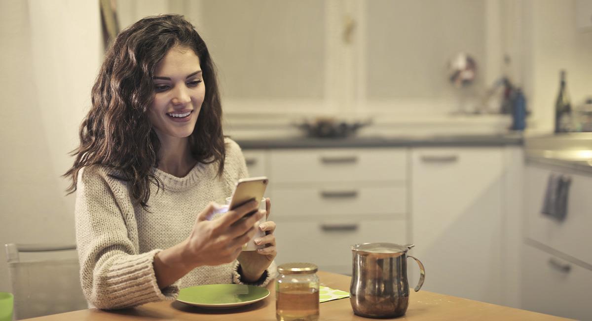 21 preguntas para tener una interesante conversación por chat. Foto: Pexels