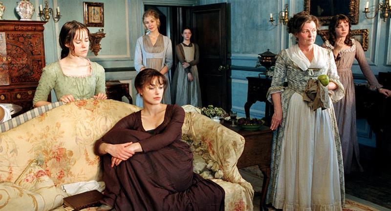 """Netflix nos trae estas 4 películas para las amantes de """"Orgullo y prejuicio"""". Foto: Netflix"""