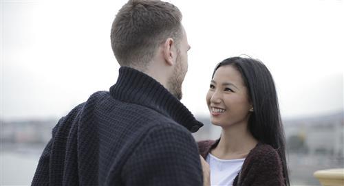¿Qué es lo primero que una mujer le ve a un hombre?
